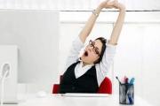 5 könnyű gyakorlat, ha sokat ül
