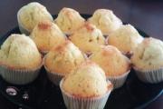 Likőrös muffin