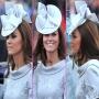 Alkalmi és esküvői kalap divat