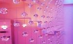 Üvegfüggöny, mint dekoráció a lakásunkban
